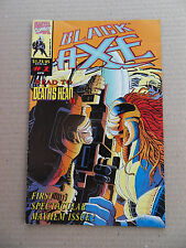 Black Axe 1 . J . Romita Jr Cover - Marvel UK 1993 - FN +