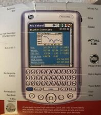 Palm Tungsten C Handheld Pda Wifi With Keyboard. Includes Charger. New Open Box