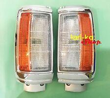 Front Corner Lights Lamp For Mitsubishi L200 Dodge Ram50 Clot Mighty Max Strada