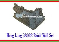 Heng Long RC TANK 38022 Brick Wall Set Accessories Decoration Part x 1