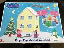 Peppa Pig Advent Calendar 2019 - 24 Toys (New)