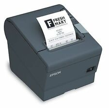 Epson Tm-t88v B/w Thermal Line Receip Printer Mono Serial USB C31CA85084