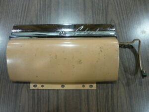 1959  EDSEL  GLOVE BOX DOOR ASSEMBLY  ORIGINAL