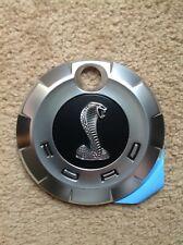 NOS FORD RACING 2005-2009 MUSTANG COBRA JET SHELBY FAUX FUEL DOOR CAP M-2301-S