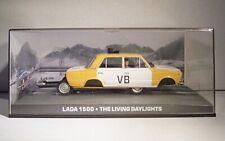 """07 181 De Agostini """"Der Hauch des Todes (007 James Bond) – Lada 1500"""" 1/43"""