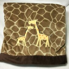 Koala Baby Brown Tan Giraffe Baby Blanket Babies R Us Yellow Orange