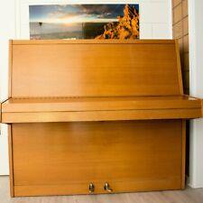 Pfeiffer Klavier Nussbaum, gebraucht, gut erhalten