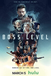 Boss Level DVD (2020) - BRAND NEW STILL SEALED FREE SHIPPING WITH TRACKING