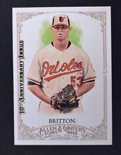 2015 Allen and Ginter 10th Anniversary Buyback 2012 #63 Zach Britton - NM-MT