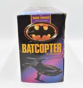 Batcopter Complete W Box The Dark Knight Batman Kenner 1990 Figure Vehicle