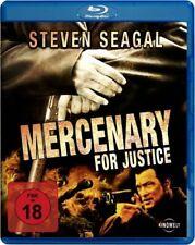 Mercenary for Justice  [Blu-Ray]  (Neu & OVP)