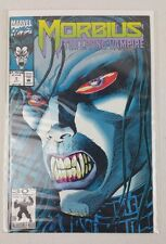Marvel Comics Morbius the Living Vampire #2 Len Kaminski Ron Wagner 1992