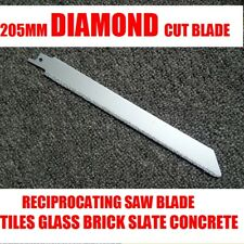 1X DIAMOND RECIPROCATING SAW BLADE AEG MILWAUKEE  BOCH DEWALT OZITO MAKITA HILTI