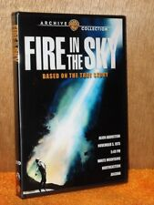Fire in the Sky (DVD, 2013) DB Sweeney sci-fi true story Craig Sheffer NE aliens