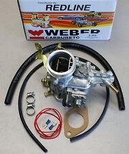 BMW 1600 1800 2000 2002 Weber Carburetor Kit K909 - replaces Solex 1bbl 3640PDSI