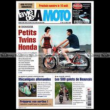 LA VIE DE LA MOTO LVM N°440 ★ HONDA DREAM ME 250 C72 C77 ★ SOLEX A BEAUVAIS 2006