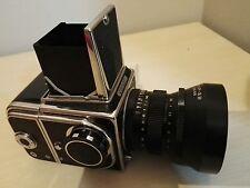 Salut-S, Kiev-88, Hasselblad, Camera Medium Format and wide angle lens MIR-3V