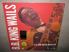 B.B. KING Wails 1959 NEW SEALED NM SS Vinyl LP 180g Audiophile DMM +Mp3 Download