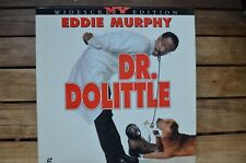 DR DOLITTLE Eddie Murphy Widescreen NEW LaserDisc FREEPost mmoetwil@hotmail.com