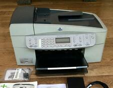 HP OfficeJet 6210 All-In-One Inkjet Printer Low Page Count. CLEAN!