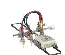 Brand new!Semi-automatic Double Torch Gas Cutting Machine Cutter CG1-100