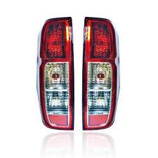 PAIR REAR TAIL LIGHT LAMP FOR NISSAN FRONTIER NAVARA D40 05-13 UK LH RH PICKUP