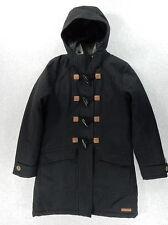 Merrell Opti-Warm HAVEN Hooded Toggle Jacket (Women's Small) Black