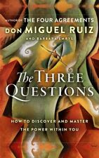 *NEW The Three Questions By Don Miguel Ruiz Paperback Free Shipping