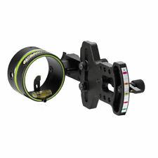 "HHA Optimzer Lite Single Pin Sight - RH - 1-5/8"" Housing - .019 Pin"