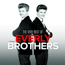 THE EVERLY BROTHERS - VERY BEST OF 2 VINYL LP NEW!