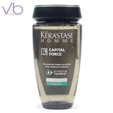 KERASTASE Homme Capital Force Anti-Oiliness Shampoo For Men 250ml, Treatment