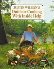 NEW - Justin Wilson's Outdoor Cooking with Inside Help by Wilson, Justin
