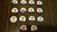 """BRIT SELBY 1995-96 PARKHURST 66-67 COIN #111 INSERT 1 3/8"""" RARE! MAPLE LEAFS"""