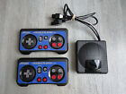 Lot 2 manettes sans fil double player + recepteur nintendo nes en loose acclaim