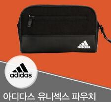 NEW Adidas Unisex Pouch Golf Bag Sports case Tote Bag Golf Travel  Black&White