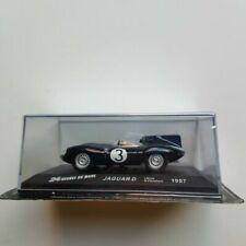 Voitures des 24 Heures du Mans miniatures 1:43 Jaguar
