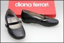 Diana Ferrari Wide (C, D, W) Flats for Women