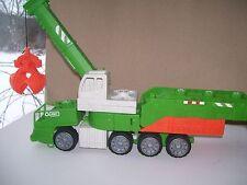 Matchbox  Mega Rig Car Crusher Vehicle