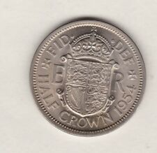 More details for 1954 elizabeth ii half crown in near mint condition
