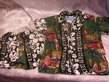 RJC Made in Hawaii Size 12 Months Baby Toddler Outfit Shorts Shirt Clothes