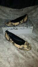 Miss Sixty Butterfly Patterned Shoes Uk 5
