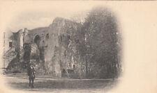 LAON ruines de la porte de Soissons