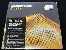 Bonobo - Late Night Tales - (DIGIPAK) - NEW SEALED!!