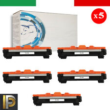 5 Toner per Brother TN-1050 HL1110 HL1112A HL1210 DCP1510 DCP1610 MFC1810