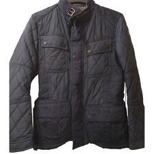 NAPAPIJRI Mens Anchor Quilted Jacket - Blue - Small