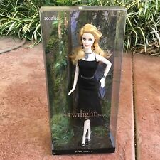Barbie Collector Doll as Rosalie from The Twilight Saga Pink Label 2012