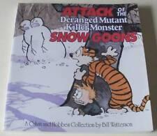 CALVIN & HOBBES 'ATTACK OF THE DERANGED MUTANT KILLER MONSTER SNOW GOONS'