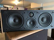 Boston Acoustics VR10 Center Channel Speaker Works Great
