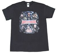 WWE WWF Wrestlemania 32 T-Shirt Undertaker Bray Wyatt Triple H Brock Lesnar New