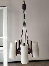 LAMPADA SCANDINAVA 60s HANS AGNE JAKOBSSON BY MARKARYD PENDANT LAMP